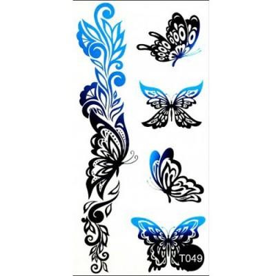 Флеш тату Tattoo Style T049 Kodi