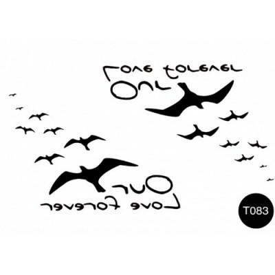 Флеш тату Tattoo Style T083 Kodi