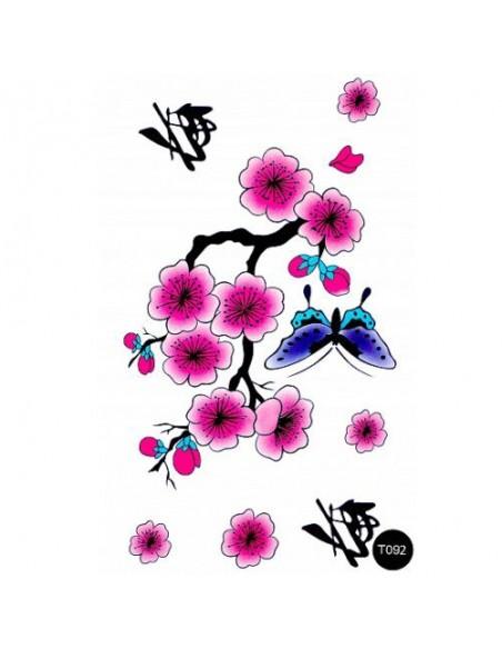 Флеш тату Tattoo Style T092 Kodi