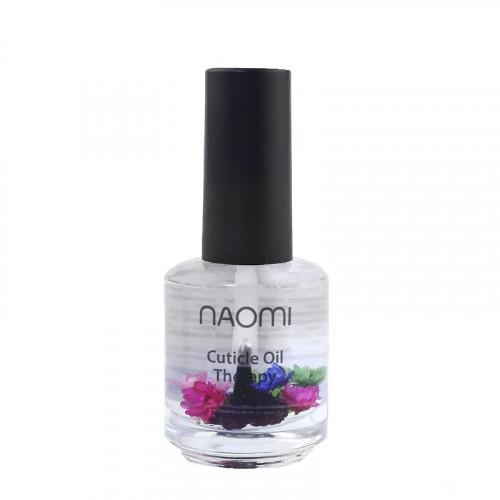 Naomi масло цветочное для кутикулы и...