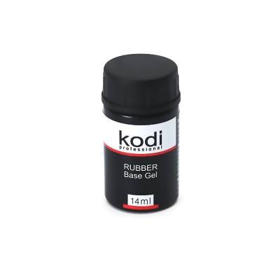 Kodi Rubber Base Gel - база для гель лака, 14 мл.