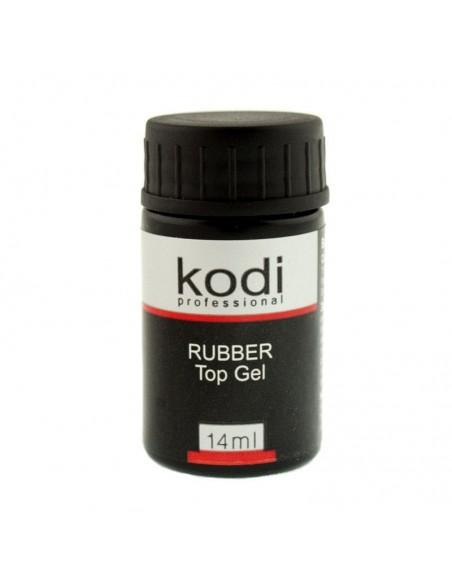 Kodi Rubber Top Gel - топ для гель лака, 14 мл.