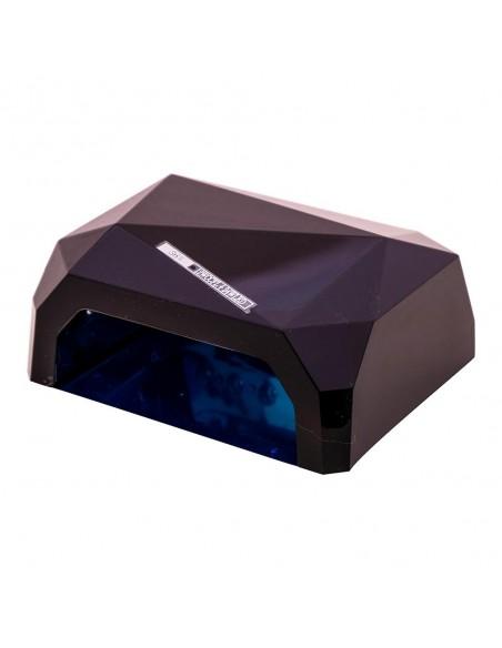 CCFL+LED гибридная лампа 36 Вт, черная (гель+гель-лаки)