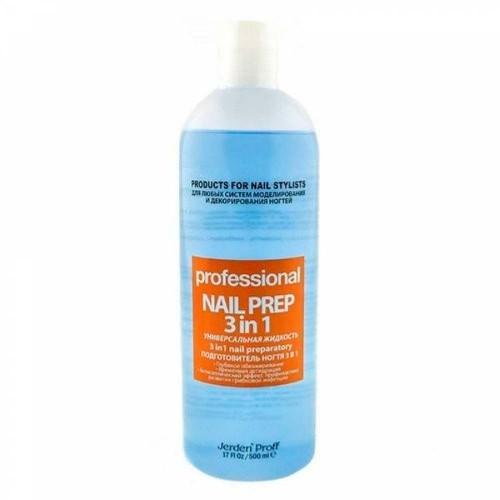 Nail Prep 3в1 Jerden Proff 500 мл...