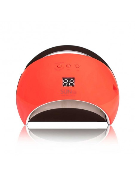 SUN 6 UV/LED 48 Вт. Красная лампа для гель лака и гелей