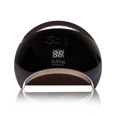 SUN 6 48 Вт. UV/LED Черная лампа для маникюра
