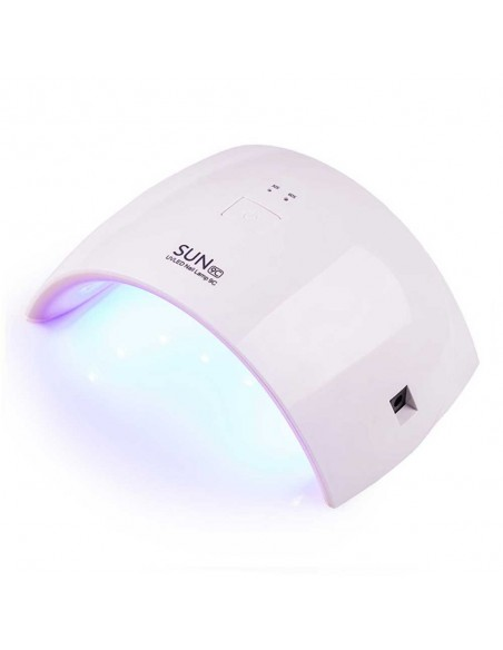 SUN 9C 24 Вт. UV/LED Лампа для сушки гель лака и гелей