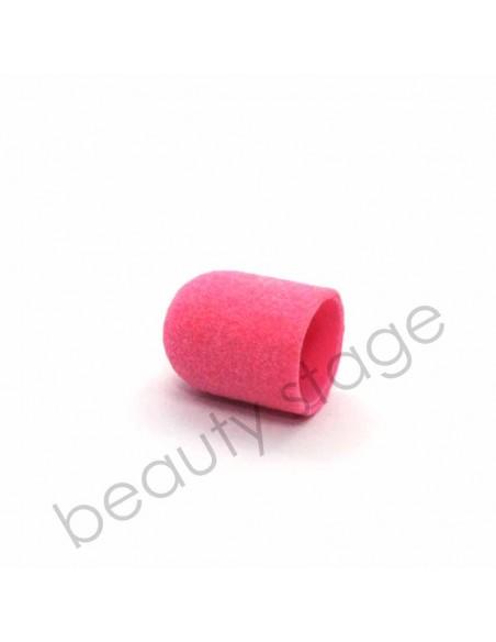 Колпачок насадка для фрезера 13х19 мм., абразивность 180 (Розовый)