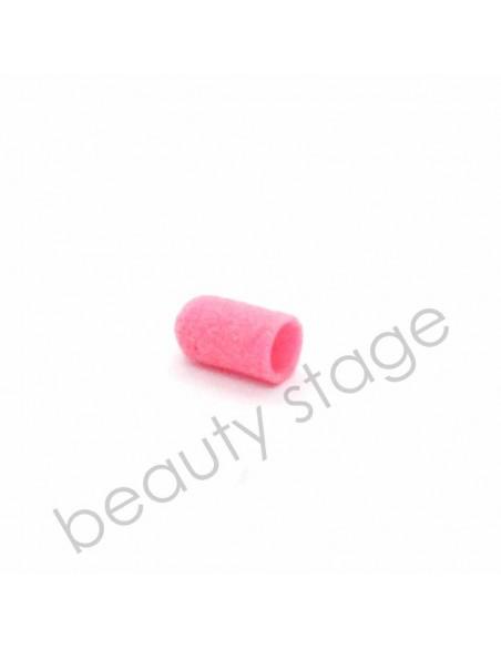 Колпачок насадка для фрезера 5х11 мм., абразивность 80 (Розовый)