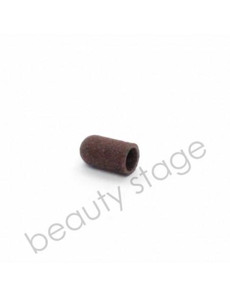 Колпачок насадка для фрезера 5х11 мм., абразивность 240 (Коричневый)