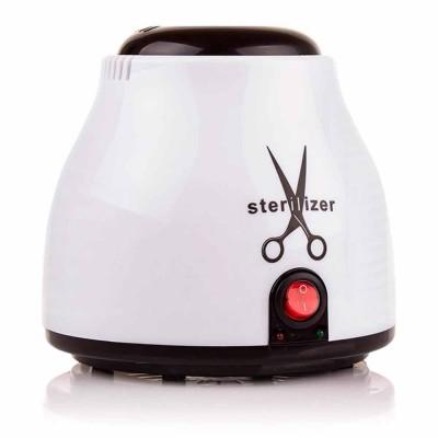 Стерилизатор кварцевый (шариковый), белый с черным