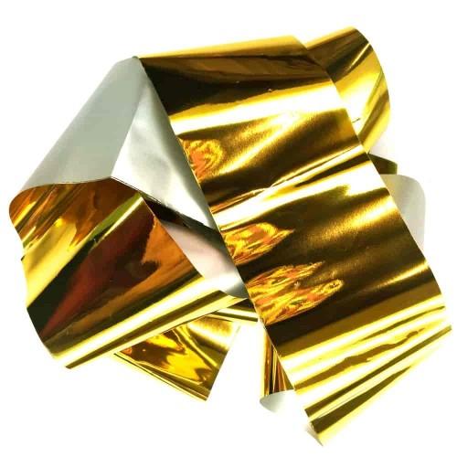Фольга золото, 1 метр