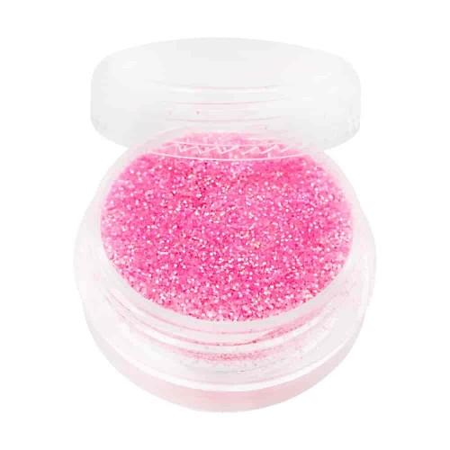 Гліттер для дизайну нігтів, рожевий...