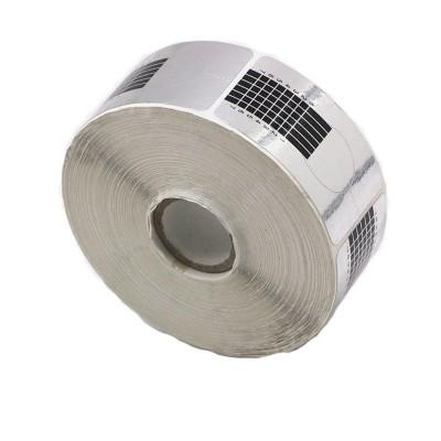 Формы для наращивания узкие 500 шт., серебро