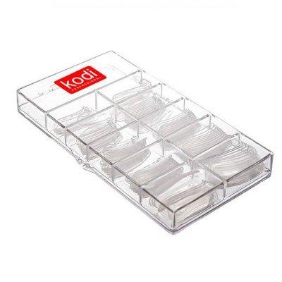 Верхние формы для наращивания ногтей Kodi 100 шт.