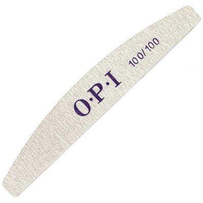Пилка для ногтей OPI 100/100