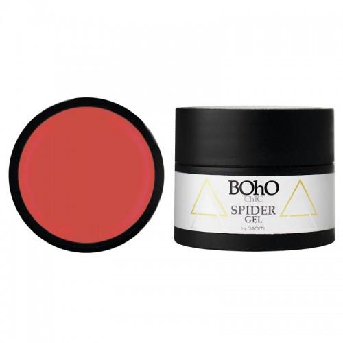 Гель-павутинка Boho Chic, червона, 5 гр.
