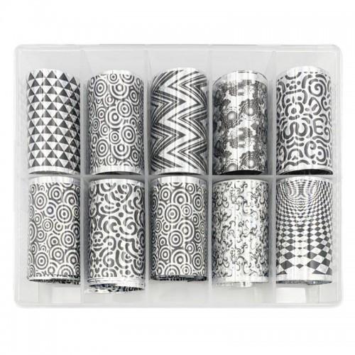 Набір широкої фольги для дизайну...