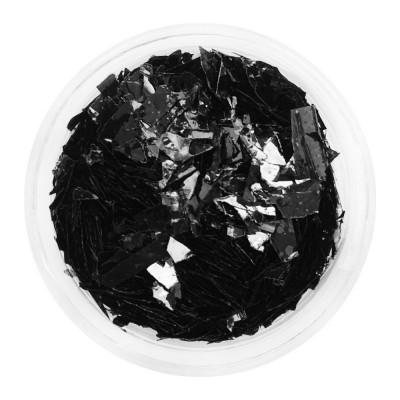 Слюда черная в баночке