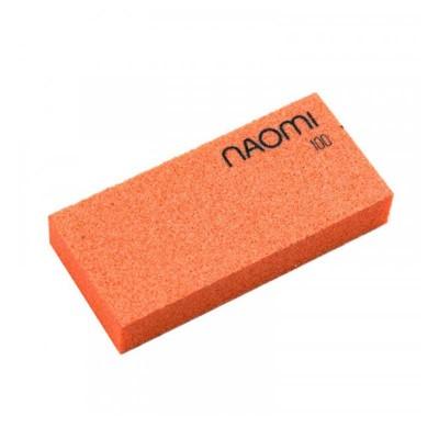 Баф плоский оранжевый Naomi...