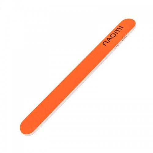 Пилка для нігтів помаранчева Naomi,...
