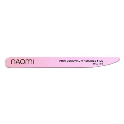 Пилка-нож розовая Naomi...
