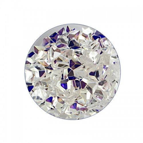 """Декор для нігтів Naomi 3D """"Діамант"""" 011"""