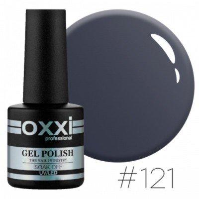 Гель лак Oxxi №121, 10 мл...