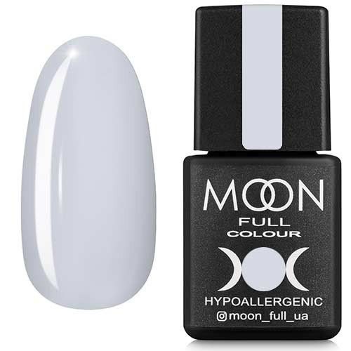 Гель-лак Moon Full №101, 8мл. (белый)