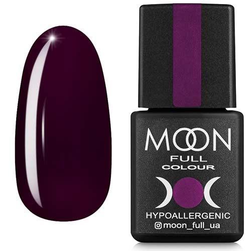 Гель-лак Moon Full №146, 8 мл. (винний)