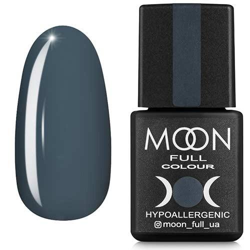 Гель-лак Moon Full №151, 8 мл. (сірий)