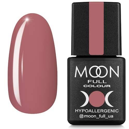 Гель-лак Moon Full №196, 8мл. (пюсовый)