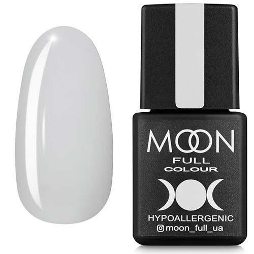 Гель-лак Moon Full №202, 8мл. (белый...