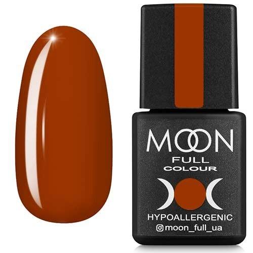 Гель-лак Moon Full №209, 8 мл. (охра)