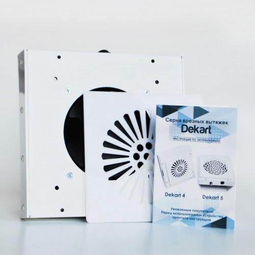 Витяжка для манікюру вбудована Dekart...